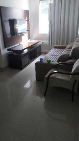 Apartamento 2 quartos com vaga - Térreo