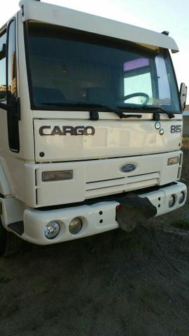 Ford Cargo 815, ano 2003
