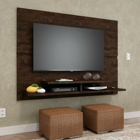Painel novo na caixa para tv de até 50 polegadas