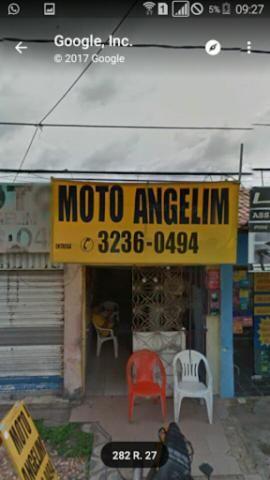Vaga de mototaxi ( bairro angelim) aceito cartão