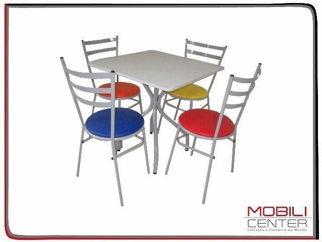 Mesas e cadeiras para lanchonetes, bares, buffets e restaurantes - Direto da Fábrica