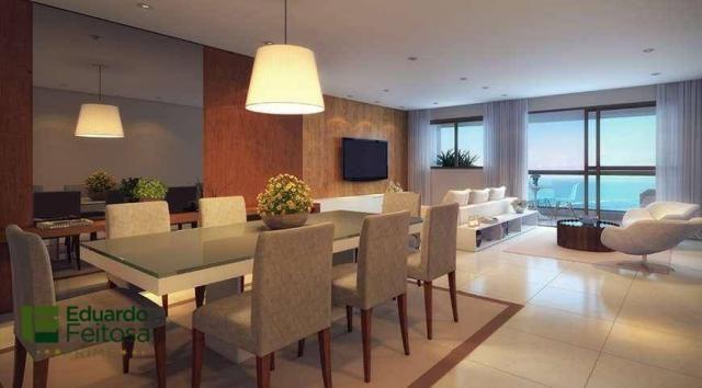 VB - Apartamento à venda, 3 e/ou 4 quartos da Moura Dubeux em Casa Caiada - Foto 2