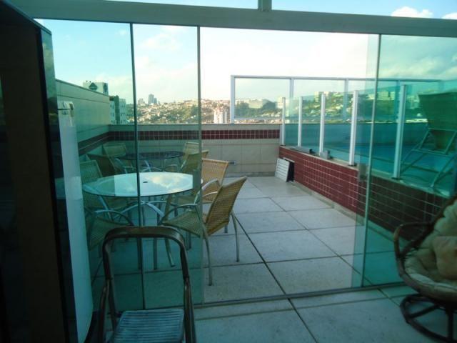 Cobertura à venda com 4 dormitórios em Buritis, Belo horizonte cod:861 - Foto 13