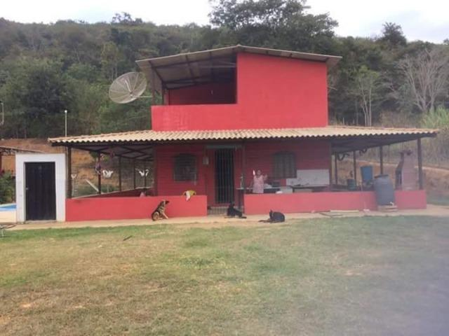 Chácara em Vale Verde, Pisc, área 7000 m² infraestr. OK, aceita casa Ipatinga. Vr 400 mil - Foto 8