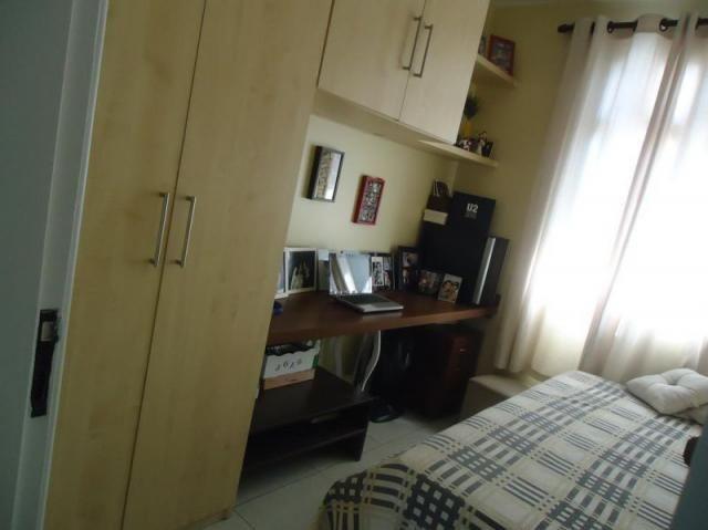 Apartamento 3 quartos, sala ampla com varanda e 1 vaga. - Foto 13