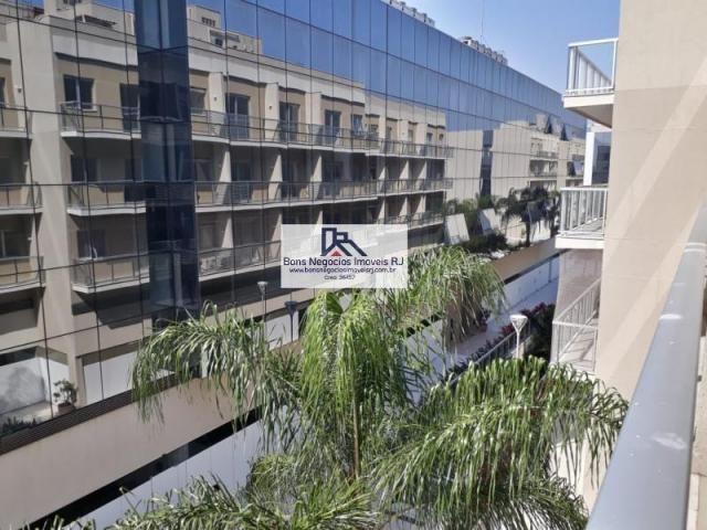 Apartamento para Venda em Rio de Janeiro, Barra da Tijuca, 2 dormitórios, 1 suíte, 2 banhe - Foto 8