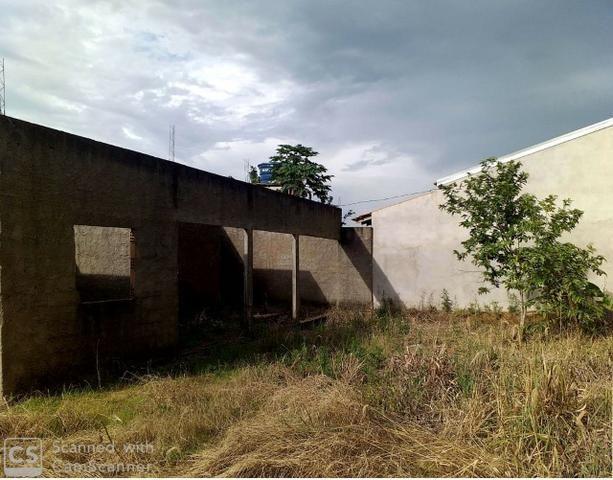 Vendo Terreno com Construção Jaru-Ro - Foto 4
