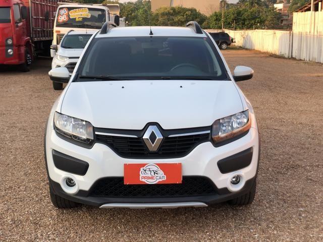 Renault - Sandero 1.6 Stepway Dynamiq - 2018 - Foto 4