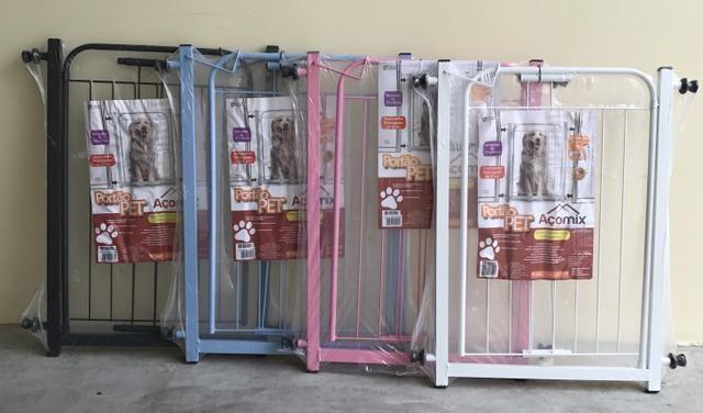 Grade Portão de Proteção Pet novas