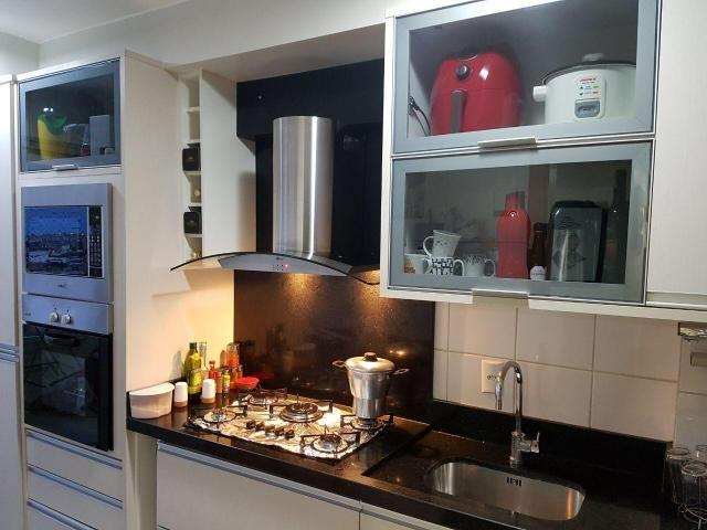 Res. Allegro 3 quartos 84m², varanda, 2 vagas subsolo, armários - Foto 7