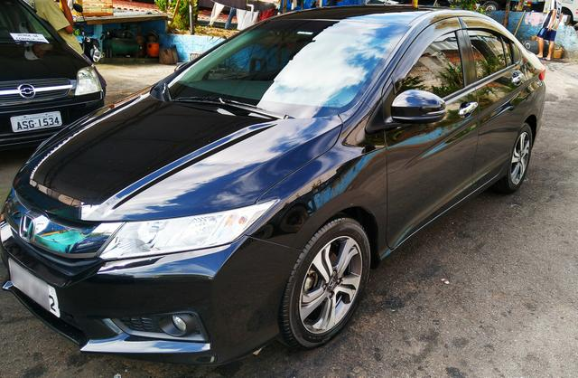 Honda City ZERADO