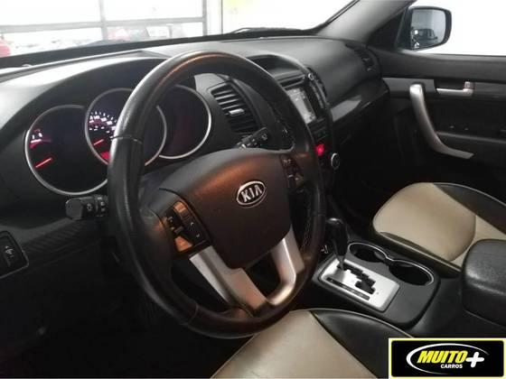 KIA SORENTO 2011/2011 3.5 V6 GASOLINA EX 7L 4WD AUTOMÁTICO - Foto 7