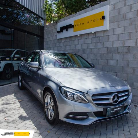 Mercedes-Benz C-180 Exclusive 2015/2015