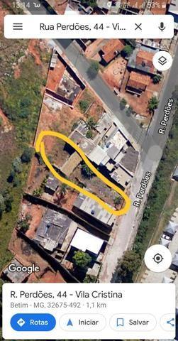 Vendo ou troco lote no Vila Cristina - Foto 3