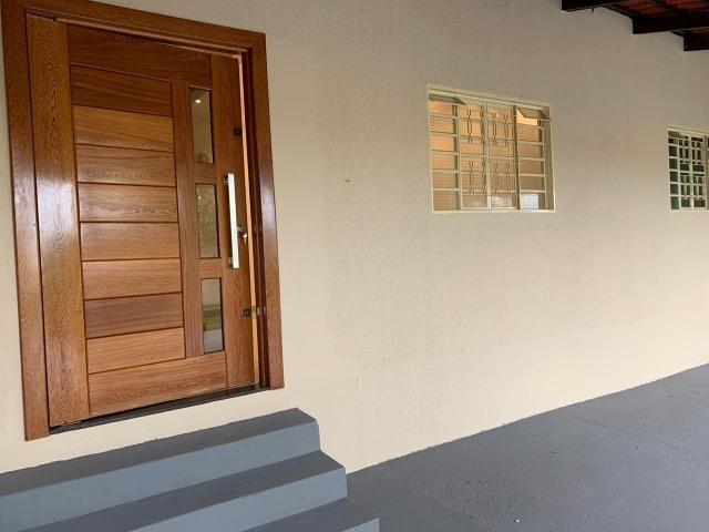 Casa Belissima otima Localização 2 qts, 4 garagem prox shoping Passeio das Aguas - Foto 6