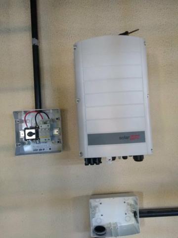 Montagem e desmontagem de painéis solares - Foto 2