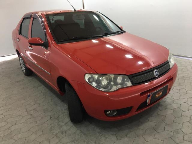 Fiat Siena 2008 Completo Com Kit GNV ( Avalio Troca ) - Foto 2