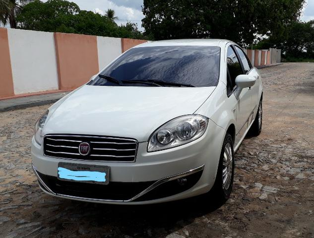 Fiat Linea 2015 Iguatu. Entrada + 27 parcelas de R$492,00 - Foto 2