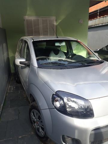 Fiat Uno Vivace 1.0 / 4 portas 2016 Ar. Cond Dir. Hidráulica R$ 24.500,00 - Foto 2