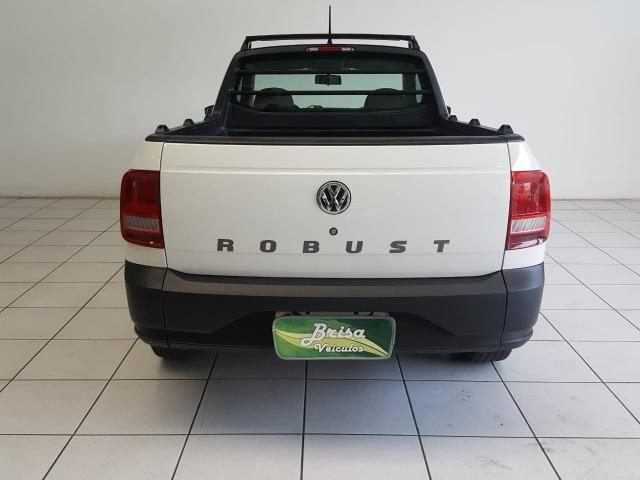 VW Nova Saveiro 1.6 Robust 2018 - Foto 5