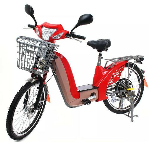 Bicicleta Eletrica Souza Bike