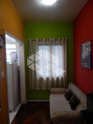 Apartamento à venda com 1 dormitórios em Floresta, Porto alegre cod:AP11179 - Foto 2