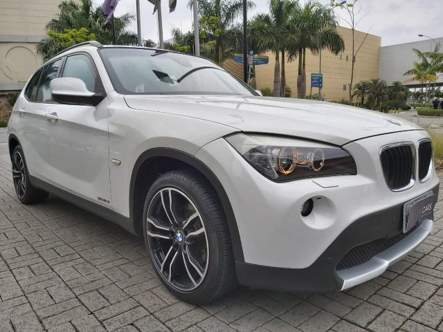 BMW X1 2011/2012 2.0 16V GASOLINA SDRIVE18I 4P AUTOMÁTICO - Foto 3
