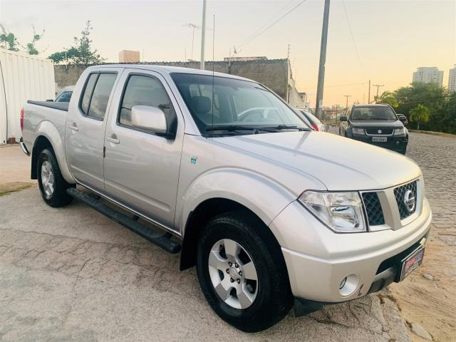 NISSAN FRONTIER 2010/2011 2.5 XE 4X4 CD TURBO ELETRONIC DIESEL 4P MANUAL