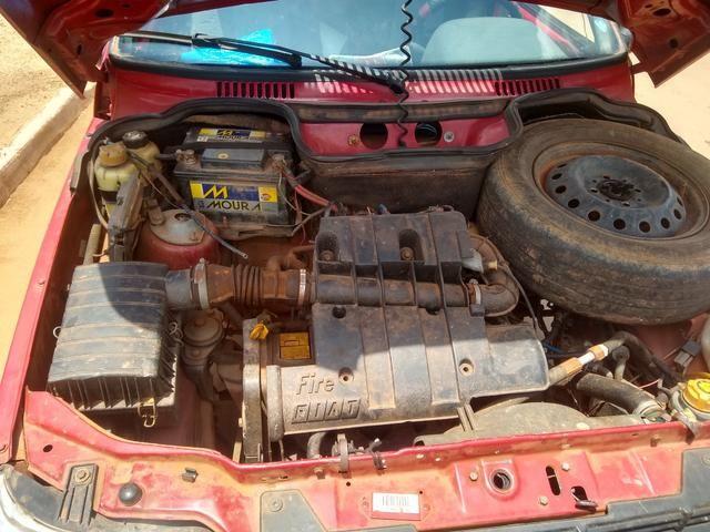 Uno 2004 motor fire - Foto 8