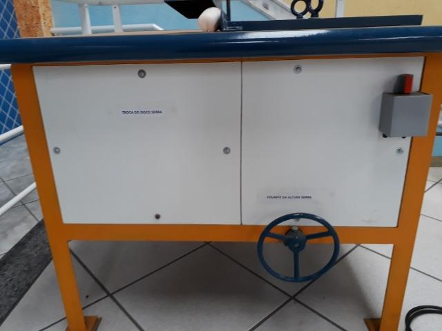 Serra circular eletrica - Foto 6