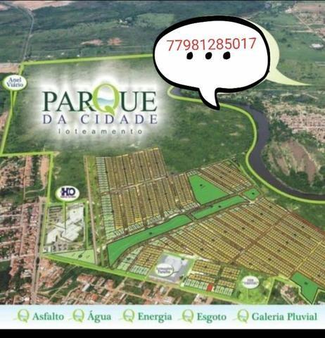 Vendo lote no parque da Cidade barreiras ba - Foto 2