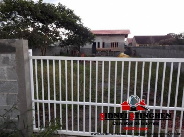 Casa c/ suíte em amplo terreno, em Bal. Barra do Sul - SC. - Foto 4