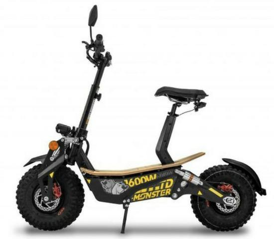 Scooter patinete NOVO MOST. 1600w 48volts adulto