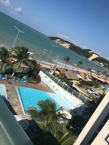 Excelente Flat a Beira Mar de Ponta Negra - Foto 18