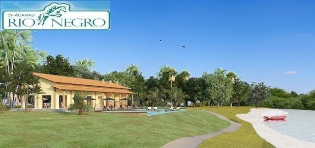 Chácaras Rio Negro, Lotes 1.000 m², a 15 minutos de Manaus _)§ - Foto 7