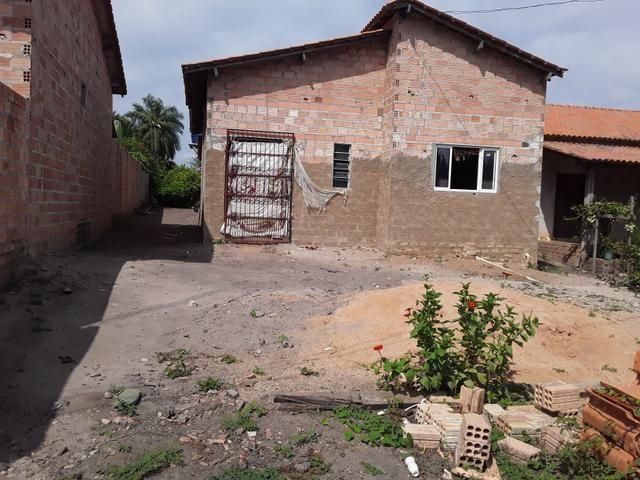 Vendo uma casa em mojui dos campos