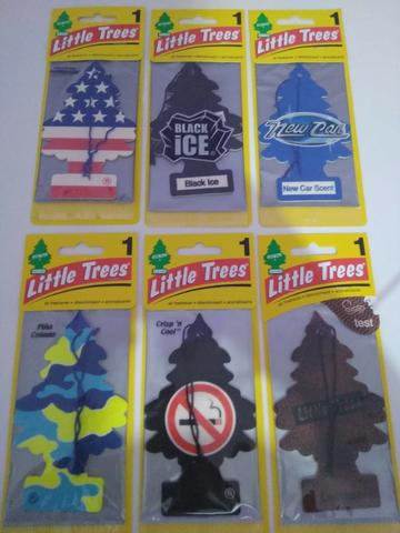 Aromatizante Little Trees - 7,00 a unid