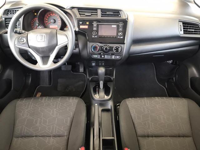 Honda Fit Ex CVT 14/15 - Foto 5