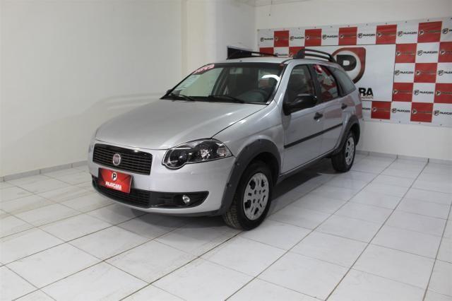 FIAT PALIO 2011/2012 1.6 TREKKING WEEKEND 16V FLEX 4P MANUAL