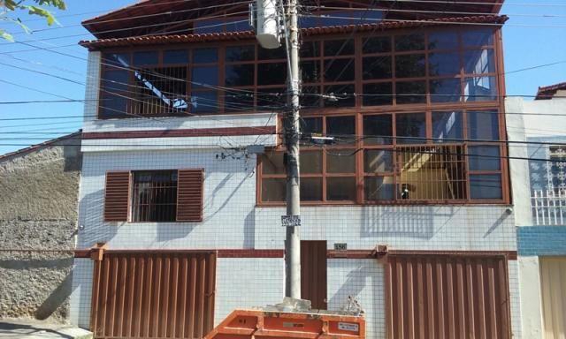 Casa à venda com 4 dormitórios em Caiçara, Belo horizonte cod:2359