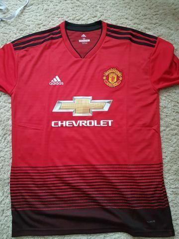 Camisa Oficial Manchester United - Roupas e calçados - Vila Romana ... e728f3d22e57a