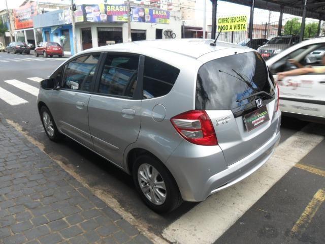Honda Fit Lx 1.4 câmbio automático 12/13, conservado. Vende/troca/financia - Foto 2