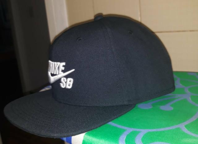 Vendo Boné Nike Aba Reta com regulador 321a891c63284