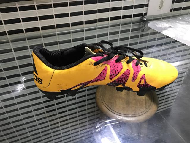 Chuteira Adidas X 15.4 - Esportes e ginástica - Parque Santo Amaro ... 254eceabdb888