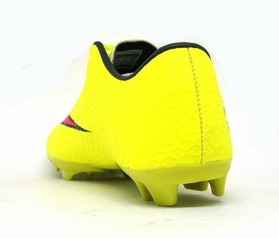 0002674a41 Chuteira Campo Nike Hypervenom Phelon II Amarelo - Esportes e ...
