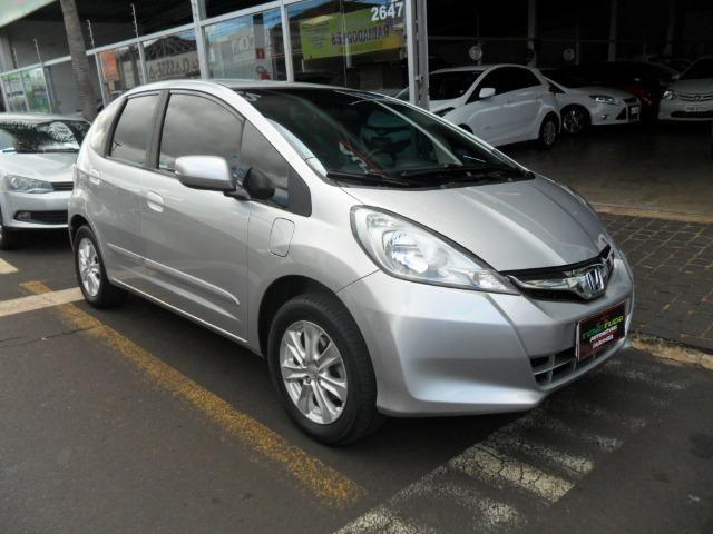 Honda Fit Lx 1.4 câmbio automático 12/13, conservado. Vende/troca/financia