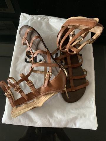 725c8a718 Gladiadora Schutz como nova - Roupas e calçados - Margarida Aurora ...