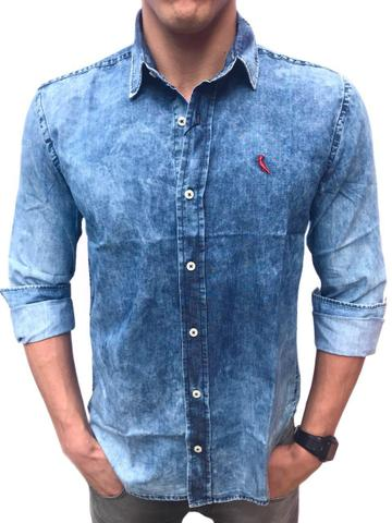 dc642cb170 Camisa manga longa reserva jeans - Roupas e calçados - Madureira ...