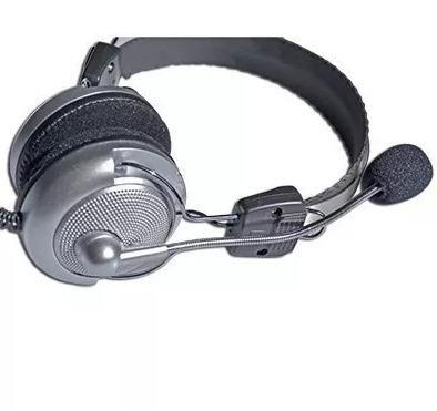 Fone De Ouvido Headset Gamer Com Microfone P/ Ps4 Pc Ps3 Wl - Foto 2