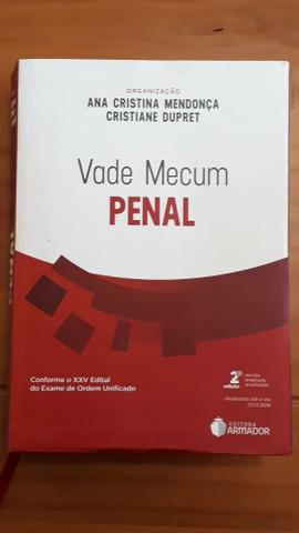 Vade Mecum Penal 2018 - Foto 2